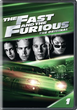 The Fast and the Furious [DVD]