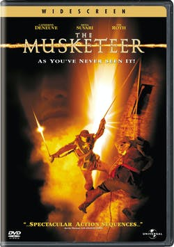 The Musketeer [DVD]