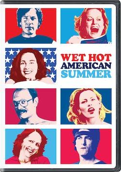 Wet Hot American Summer (Pop Art) [DVD]