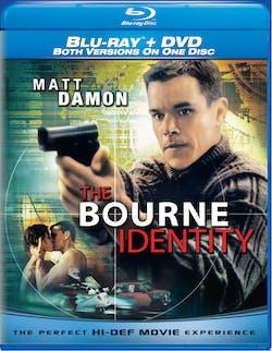The Bourne Identity [Blu-ray]