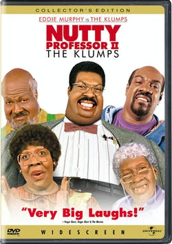 The Nutty Professor 2 - The Klumps (Collector's Edition - Widescreen) [DVD]