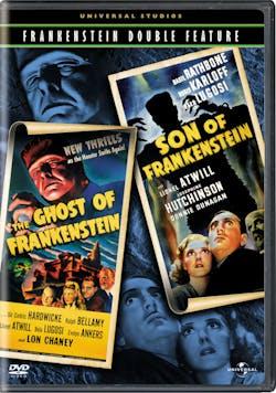 The Ghost of Frankenstein/Son of Frankenstein [DVD]