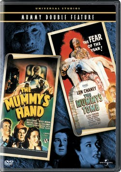 The Mummy's Hand/The Mummy's Tomb [DVD]