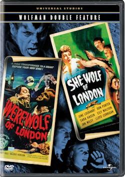 Werewolf of London/She-Wolf of London [DVD]