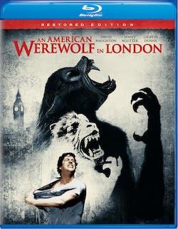 An American Werewolf in London (Restored) [Blu-ray]
