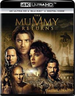 The Mummy Returns (4K Ultra HD) [UHD]