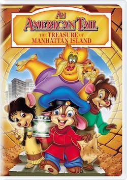 An American Tail 3 - The Treasure of Manhattan Island [DVD]
