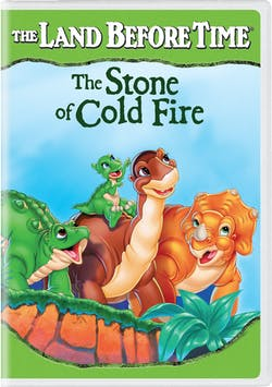 The Land Before Time 7 - The Stone of Cold Fire [DVD]