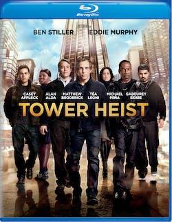 Tower Heist [Blu-ray]
