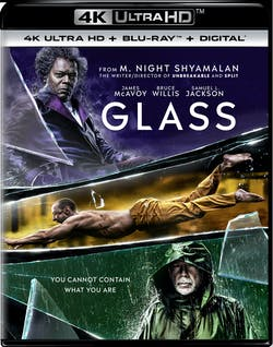 Glass (4K Ultra HD) [UHD]