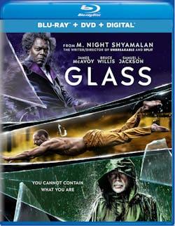 Glass (DVD + Digital) [Blu-ray]