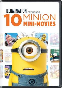Illumination Presents: 10 Minion Mini-Movies [DVD]