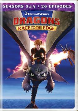Dragons: Race to the Edge - Seasons 3 & 4 [DVD]