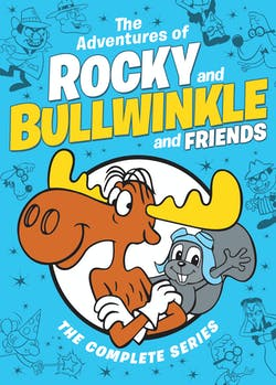 The Adventures of Rocky and Bullwinkle and Friends [DVD]