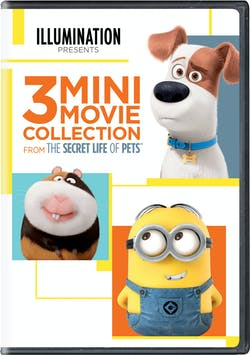 The Secret Life of Pets: 3 Mini-movie Collection [DVD]