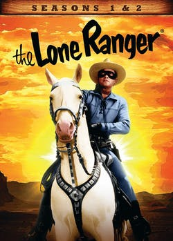 The Lone Ranger: Seasons 1 & 2 [DVD]