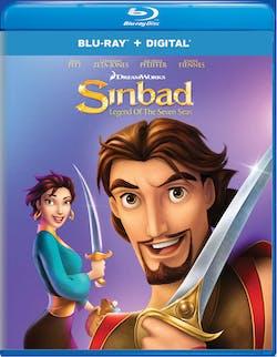 Sinbad: Legend of the Seven Seas [Blu-ray]