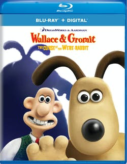 Wallace and Gromit: The Curse of the Were-rabbit [Blu-ray]