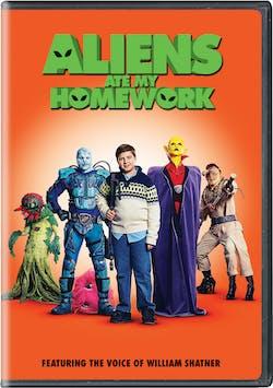 Aliens Ate My Homework [DVD]