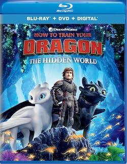 How to Train Your Dragon - The Hidden World (DVD + Digital) [Blu-ray]
