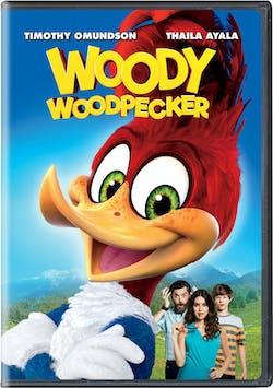 Woody Woodpecker [DVD]