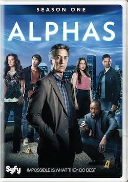 Alphas: Season 1 [DVD]