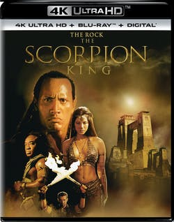 The Scorpion King (4K Ultra HD) [UHD]