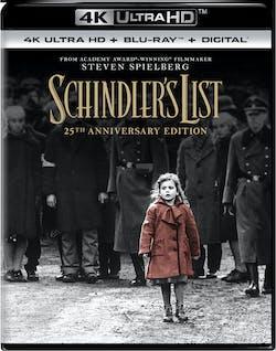 Schindler's List (4K Ultra HD) [UHD]