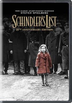 Schindler's List (25th Anniversary Edition) [DVD]