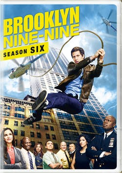 Brooklyn Nine-Nine: Season Six [DVD]