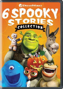 DreamWorks 6 Spooky Stories Collection [DVD]