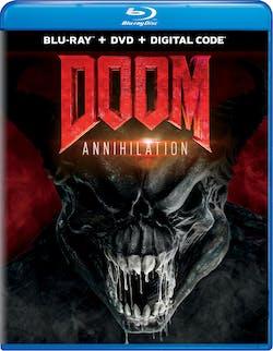 Doom: Annihilation (DVD) [Blu-ray]