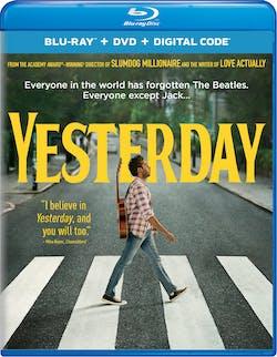 Yesterday (DVD + Digital) [Blu-ray]