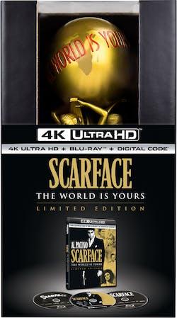 Scarface (4K Ultra HD + Blu-ray + Digital Download (Limited Edition)) [UHD]