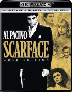 Scarface (4K Ultra HD) [UHD]