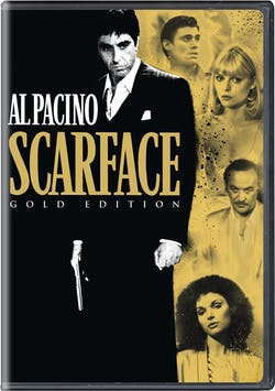 Scarface (1983) (Gold Edition) [DVD]