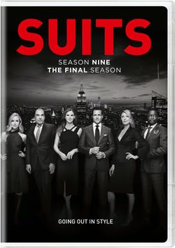 Suits: Season Nine [DVD]