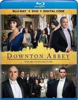 Downton Abbey: The Movie (DVD + Digital) [Blu-ray]