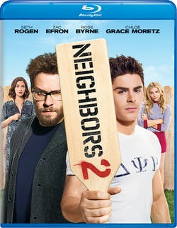 Neighbors 2 [Blu-ray]