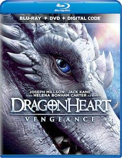 Dragonheart: Vengeance (DVD + Digital) [Blu-ray]