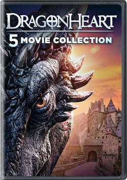 Dragonheart: 5-Movie Collection [DVD]