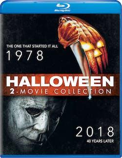 Halloween 2-Movie Collection [Blu-ray]
