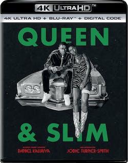 Queen & Slim (4K Ultra HD + Blu-ray) [UHD]