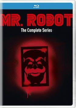 Mr. Robot: Season_1.0-4.0 [Blu-ray]