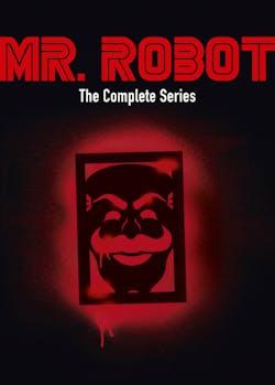 Mr. Robot: Season_1.0-4.0 [DVD]