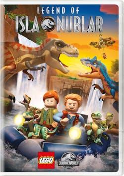 LEGO Jurassic World: Legend of Isla Nublar - Season 1 [DVD]