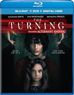 The Turning (DVD + Digital) [Blu-ray]