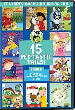 PBS Kids: 15 Pet-tastic Tails! [DVD]