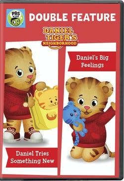 Daniel Tiger's Neighborhood Double Feature: Daniel Tries Some [DVD]