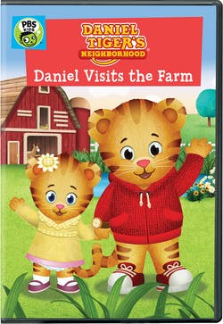 Daniel Tiger's Neighborhood: Daniel Visits the Farm [DVD]